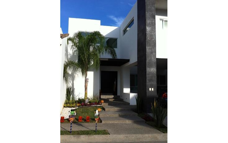 Foto de casa en venta en  , valles de cristal, monterrey, nuevo león, 1646467 No. 01