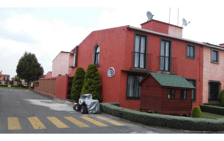 Foto de casa en venta en  , valles de la hacienda, toluca, méxico, 1127771 No. 01