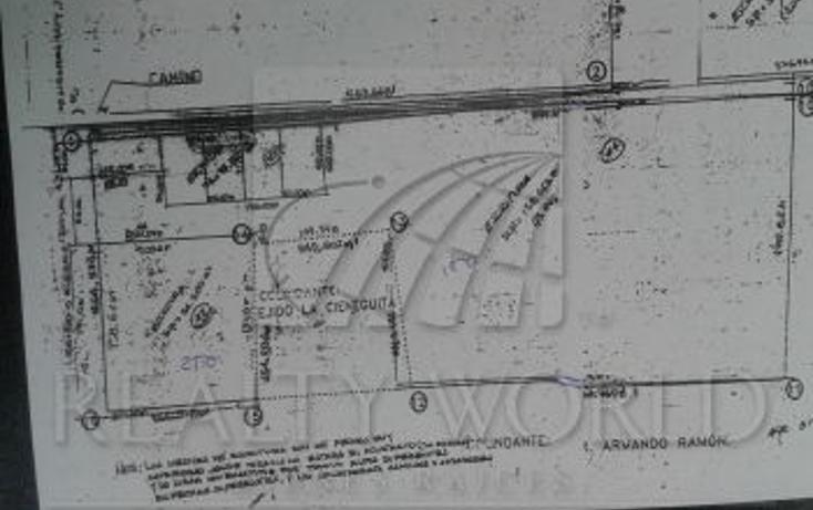 Foto de terreno habitacional en venta en  , valles de santiago, santiago, nuevo león, 1679084 No. 06