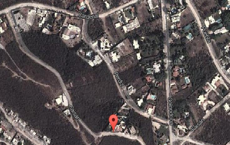 Foto de terreno habitacional en venta en  , valles de santiago, santiago, nuevo león, 639993 No. 01
