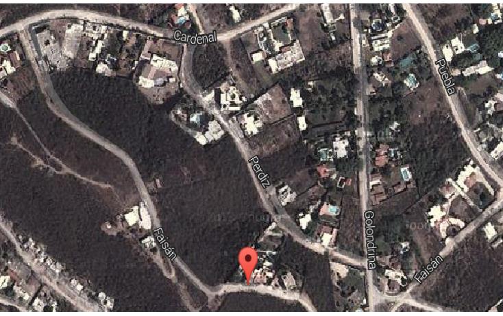 Foto de terreno habitacional en venta en  , valles de santiago, santiago, nuevo león, 640013 No. 01