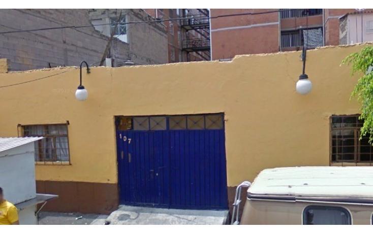Foto de casa en venta en  , vasco de quiroga, gustavo a. madero, distrito federal, 1003225 No. 01