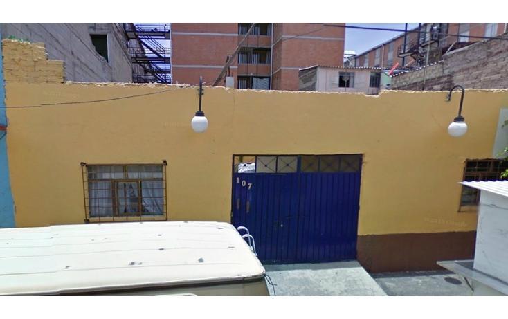 Foto de casa en venta en  , vasco de quiroga, gustavo a. madero, distrito federal, 816443 No. 01