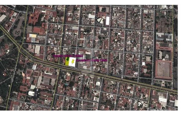Foto de terreno habitacional en venta en  , vasco de quiroga, morelia, michoacán de ocampo, 1777750 No. 01