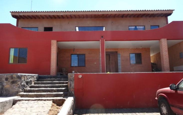 Foto de casa en venta en  , vasco de quiroga, p?tzcuaro, michoac?n de ocampo, 986551 No. 01