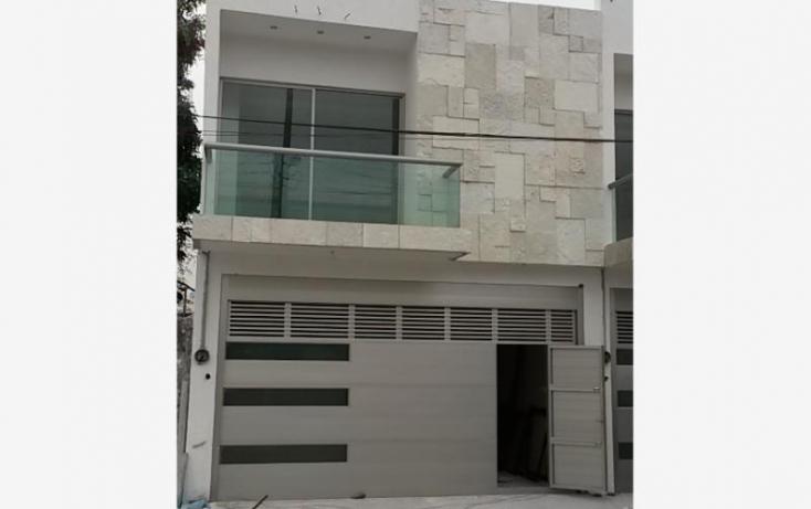 Foto de casa en venta en vasconcelos 1, 8 de marzo, boca del río, veracruz, 791155 no 01