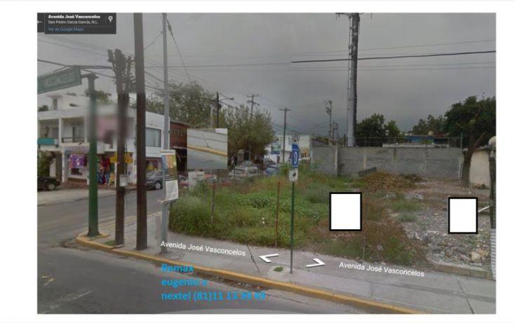 Foto de terreno comercial en renta en vasconcelos, san pedro garza garcia centro, san pedro garza garcía, nuevo león, 1544338 no 01