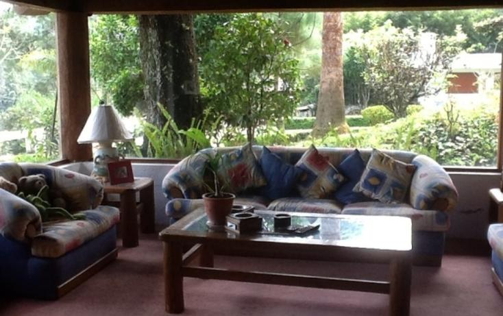 Foto de casa en venta en vega del valle , avándaro, valle de bravo, méxico, 829513 No. 03