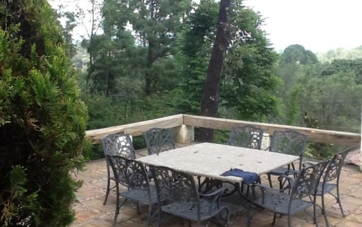 Foto de casa en venta en vega del valle , avándaro, valle de bravo, méxico, 829513 No. 05