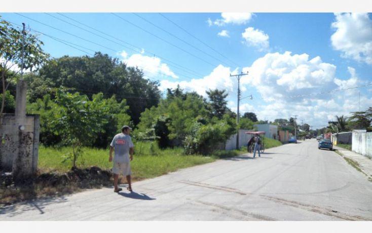 Foto de terreno comercial en venta en veinte, independencia, candelaria, campeche, 1387809 no 02