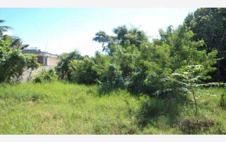 Foto de terreno comercial en venta en veinte, independencia, candelaria, campeche, 1387809 no 03