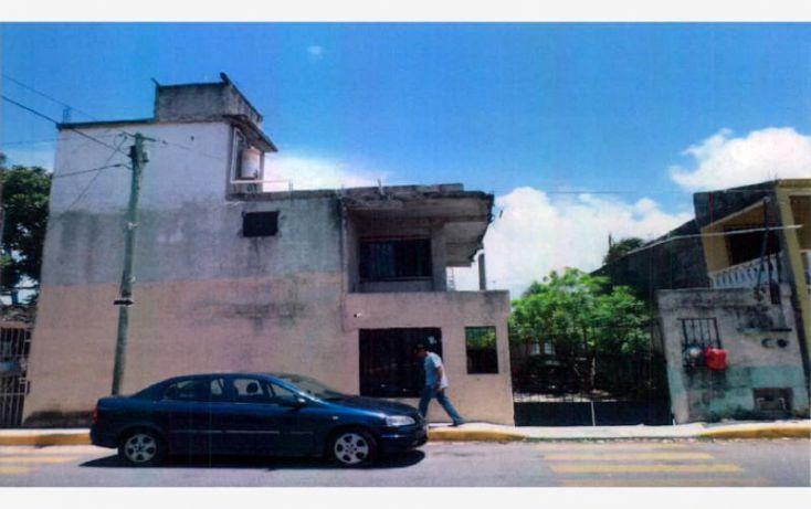 Foto de casa en venta en veintidos, supermanzana 66, benito juárez, quintana roo, 1454959 no 01
