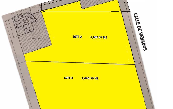Foto de terreno habitacional en venta en venados , los olivos, tláhuac, distrito federal, 1920865 No. 04