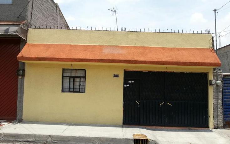 Foto de casa en venta en  vende, jardines de morelos secci?n islas, ecatepec de morelos, m?xico, 2031838 No. 01