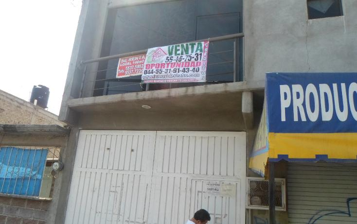 Foto de nave industrial en venta en  , venta de carpio, ecatepec de morelos, méxico, 1276593 No. 01