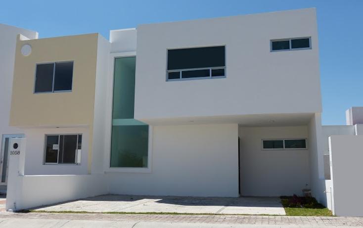 Foto de casa en venta en venta del refugio , residencial el refugio, querétaro, querétaro, 1847562 No. 01