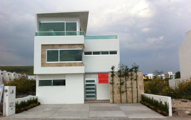 Foto de casa en venta en venta del refugio , residencial el refugio, querétaro, querétaro, 887291 No. 02