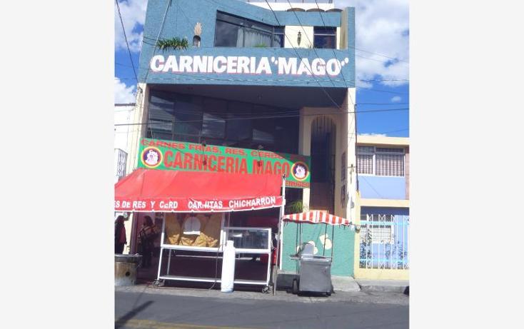 Foto de edificio en venta en  , ventura puente, morelia, michoacán de ocampo, 392530 No. 01
