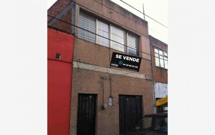 Foto de casa en venta en, ventura puente, morelia, michoacán de ocampo, 914843 no 01
