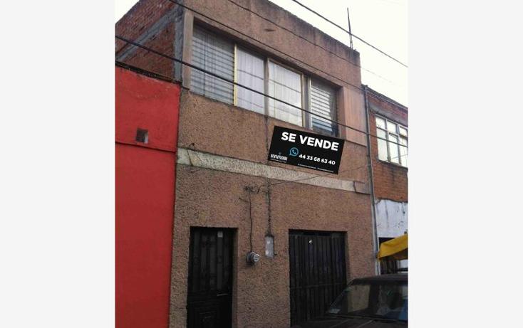 Foto de casa en venta en  , ventura puente, morelia, michoac?n de ocampo, 914843 No. 01