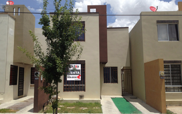 Foto de casa en venta en  , ventura, reynosa, tamaulipas, 1768052 No. 01