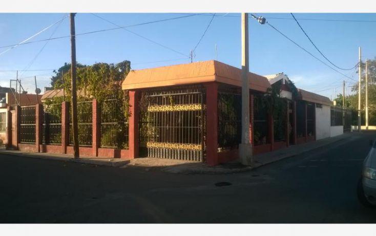 Foto de casa en venta en venustiano carranza 10, issste federal, hermosillo, sonora, 1795386 no 01