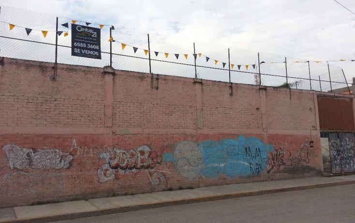 Foto de terreno habitacional en venta en venustiano carranza 116, san pablo de las salinas, tultitlán, estado de méxico, 1785228 no 02