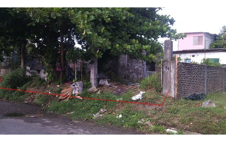 Foto de terreno habitacional en venta en  , venustiano carranza, boca del r?o, veracruz de ignacio de la llave, 1240111 No. 01