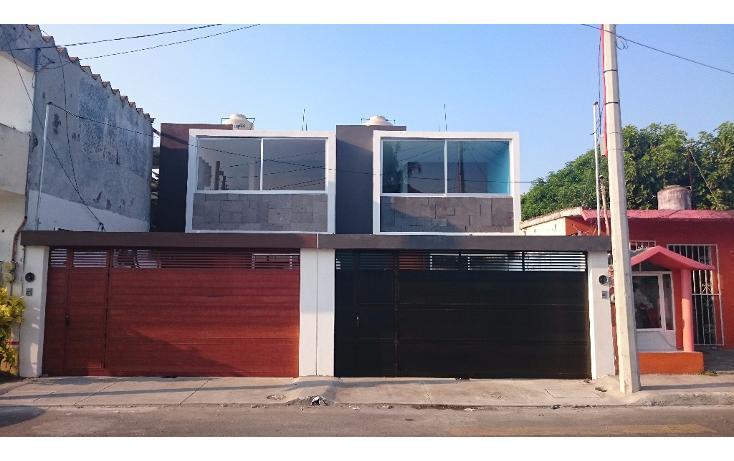 Foto de casa en venta en  , venustiano carranza, boca del río, veracruz de ignacio de la llave, 1465213 No. 01