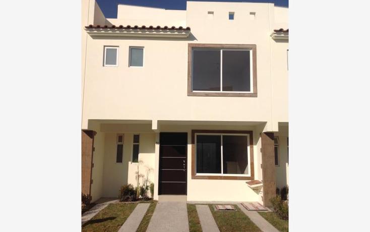 Foto de casa en venta en venustiano carranza poniente 807, san mateo, toluca, méxico, 386223 No. 01
