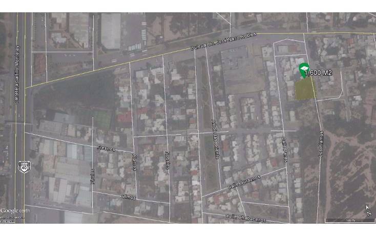 Foto de terreno comercial en venta en  , venustiano carranza, saltillo, coahuila de zaragoza, 1677654 No. 03