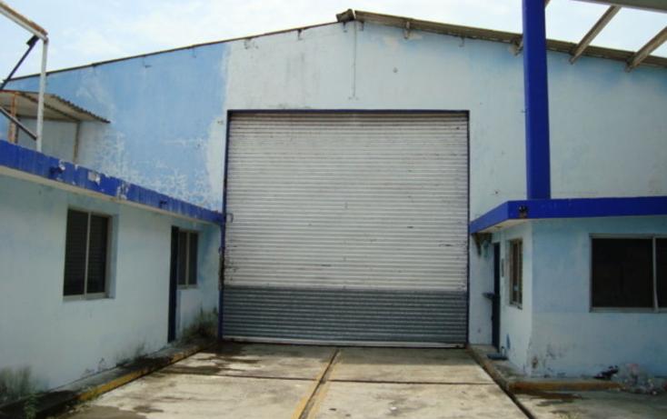 Foto de nave industrial en renta en  , venustiano carranza, veracruz, veracruz de ignacio de la llave, 1511323 No. 03