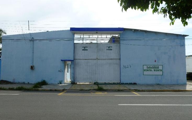 Foto de nave industrial en venta en  , venustiano carranza, veracruz, veracruz de ignacio de la llave, 1694458 No. 01