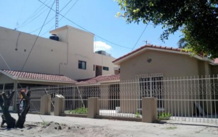 Foto de casa en renta en veracruz 219, ciudad obregón centro fundo legal, cajeme, sonora, 1494461 no 01