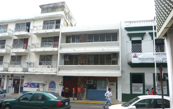 Foto de edificio en renta en, veracruz centro, veracruz, veracruz, 1193541 no 01