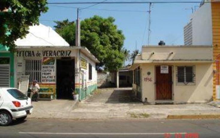Foto de terreno comercial en venta en, veracruz centro, veracruz, veracruz, 1280221 no 01