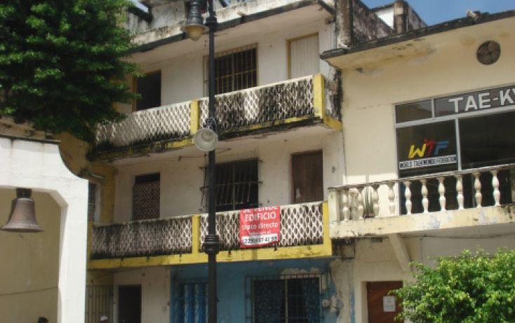 Foto de edificio en venta en, veracruz centro, veracruz, veracruz, 942687 no 01