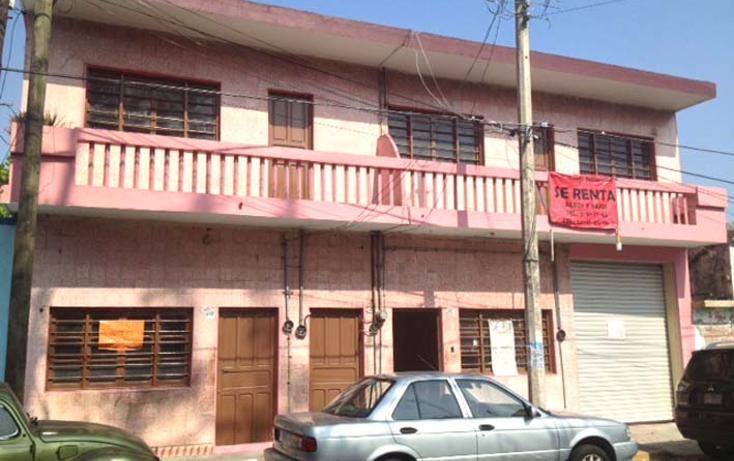 Foto de edificio en renta en  , veracruz centro, veracruz, veracruz de ignacio de la llave, 1060099 No. 01