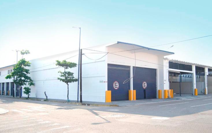 Foto de nave industrial en renta en  , veracruz centro, veracruz, veracruz de ignacio de la llave, 1417701 No. 01