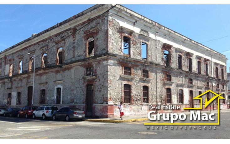 Foto de edificio en venta en  , veracruz centro, veracruz, veracruz de ignacio de la llave, 1436655 No. 01