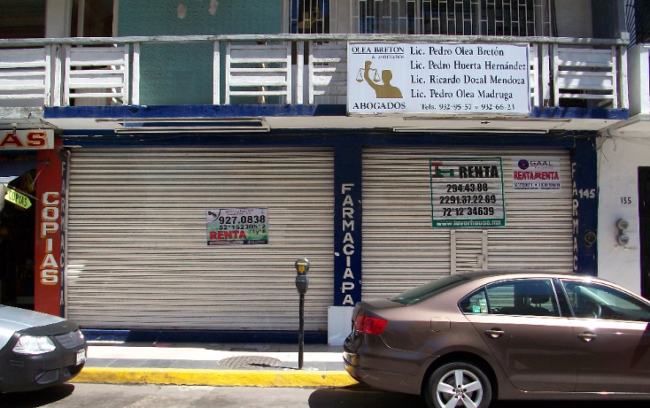 Foto de local en renta en  , veracruz centro, veracruz, veracruz de ignacio de la llave, 1501689 No. 01