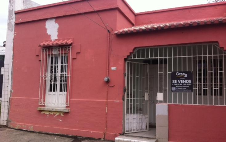Foto de casa en venta en  , veracruz centro, veracruz, veracruz de ignacio de la llave, 1683536 No. 01