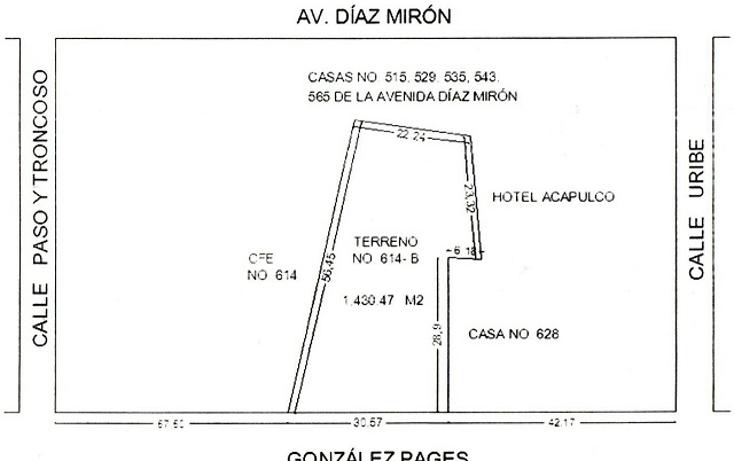 Foto de terreno comercial en venta en  , veracruz centro, veracruz, veracruz de ignacio de la llave, 1939114 No. 03