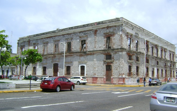 Foto de edificio en venta en  , veracruz centro, veracruz, veracruz de ignacio de la llave, 2010340 No. 01