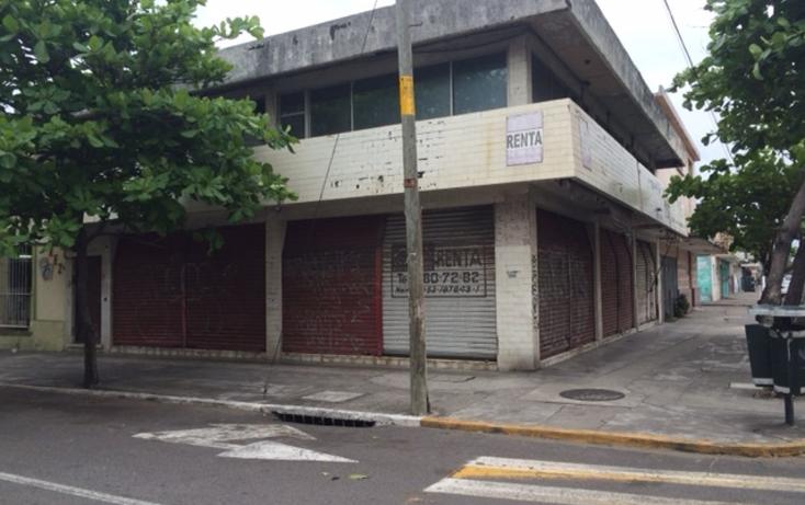 Foto de local en venta en  , veracruz centro, veracruz, veracruz de ignacio de la llave, 2015978 No. 01