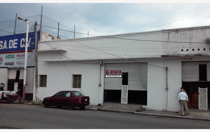 Foto de nave industrial en renta en  , veracruz centro, veracruz, veracruz de ignacio de la llave, 878869 No. 01