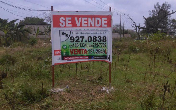Foto de terreno habitacional en venta en, veracruz gral heriberto jara, veracruz, veracruz, 1898416 no 03