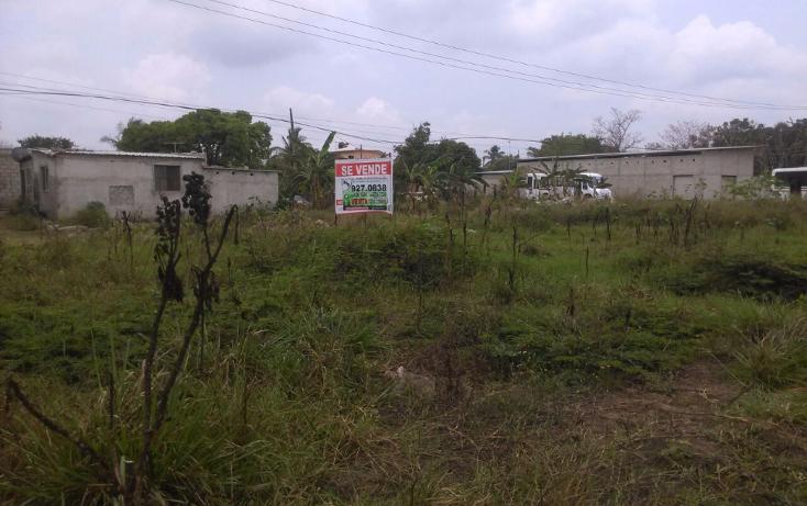 Foto de terreno habitacional en venta en  , veracruz, veracruz, veracruz de ignacio de la llave, 1898416 No. 01