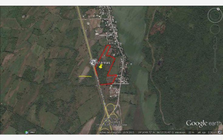Foto de terreno comercial en venta en veracruzalamo, arboledas, veracruz, veracruz, 1607022 no 01