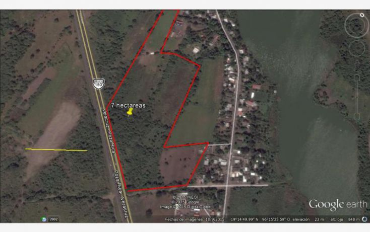 Foto de terreno comercial en venta en veracruzalamo, arboledas, veracruz, veracruz, 1607022 no 02